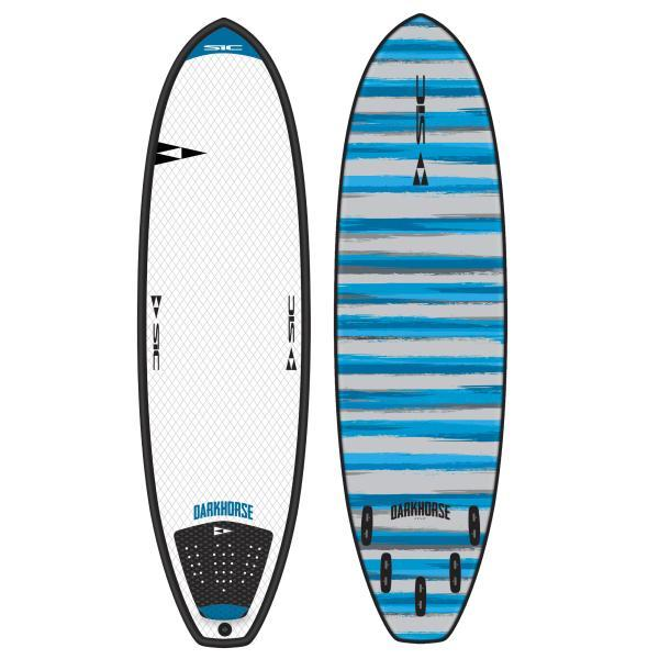 "SIC 6'8"" Darkhorse - Fluid.no"