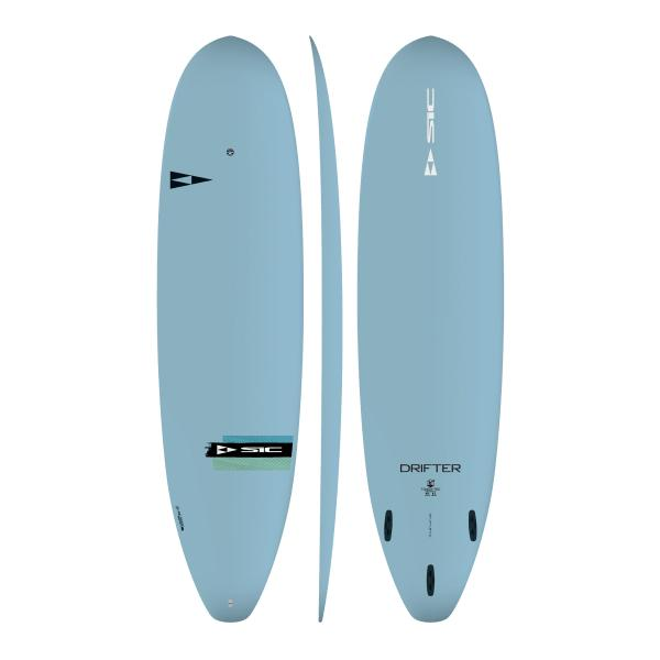 "SIC 7'8"" Drifter Tough Tech surfbrett - Fluid.no"