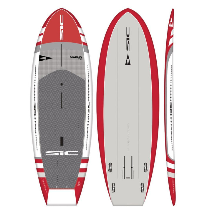 "SIC Marlin Convertible 7'8"" - Fluid.no"