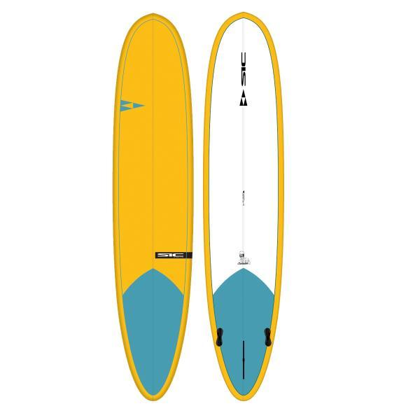 "SIC Swindler Longboard 9'0"" - Fluid.no"