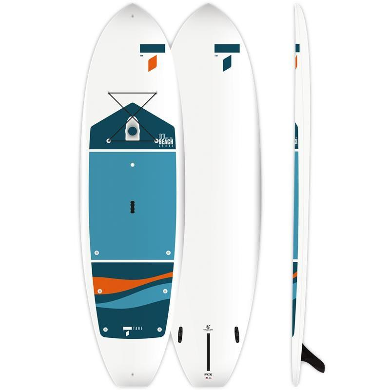 Tahe Beach Cross Though-Tec SUP - Fluid.no