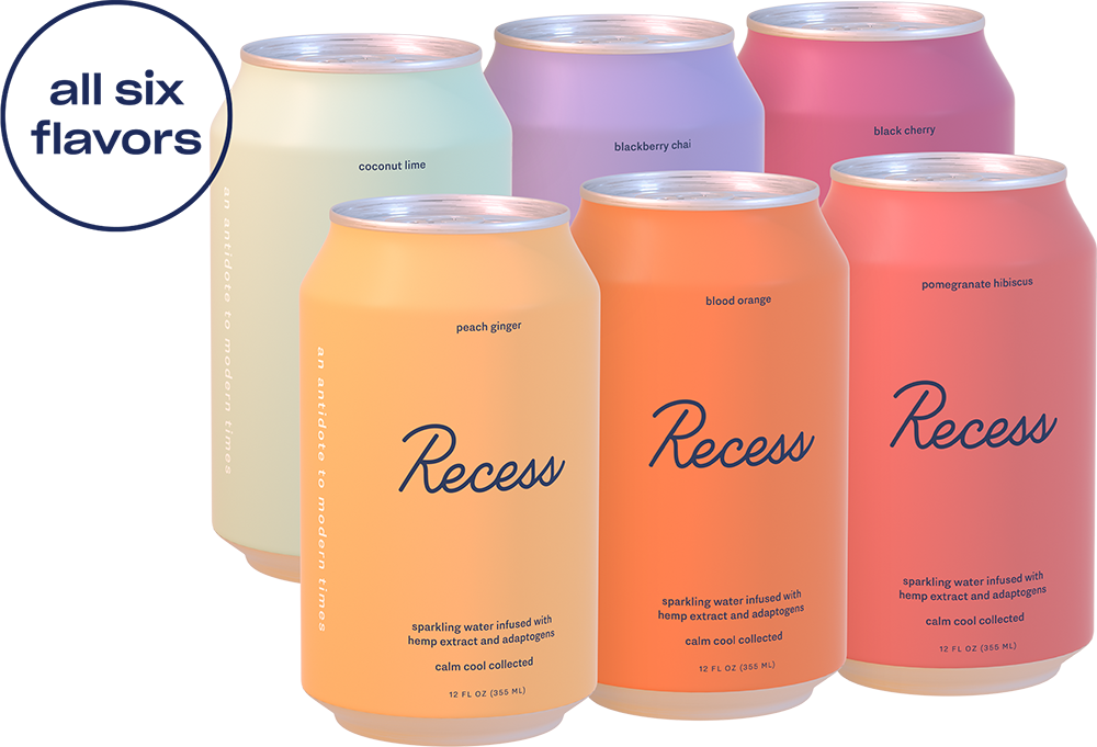 Recess: The Sampler