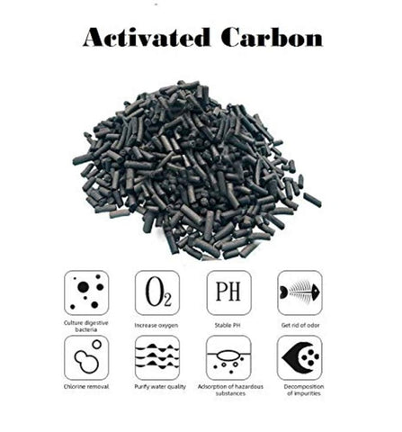 Activated Carbon 500g Imported Quality