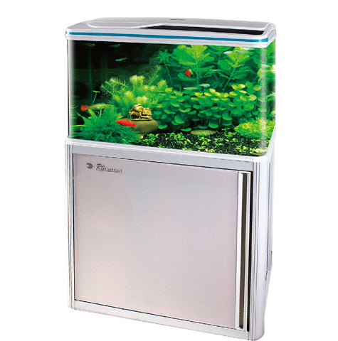 RS600EF AQUARIUM ONLY (SIZE 60X36X56  CM) BLACK,WHITE