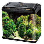 RS600EL AQUARIUM ONLY (SIZE 60X36X56  CM)BLACK