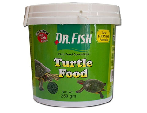 DR. FISH Turtle Food, 250g