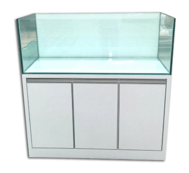 6 Feet Aquarium Tank (19mm Glass)  Select Sizes under below options