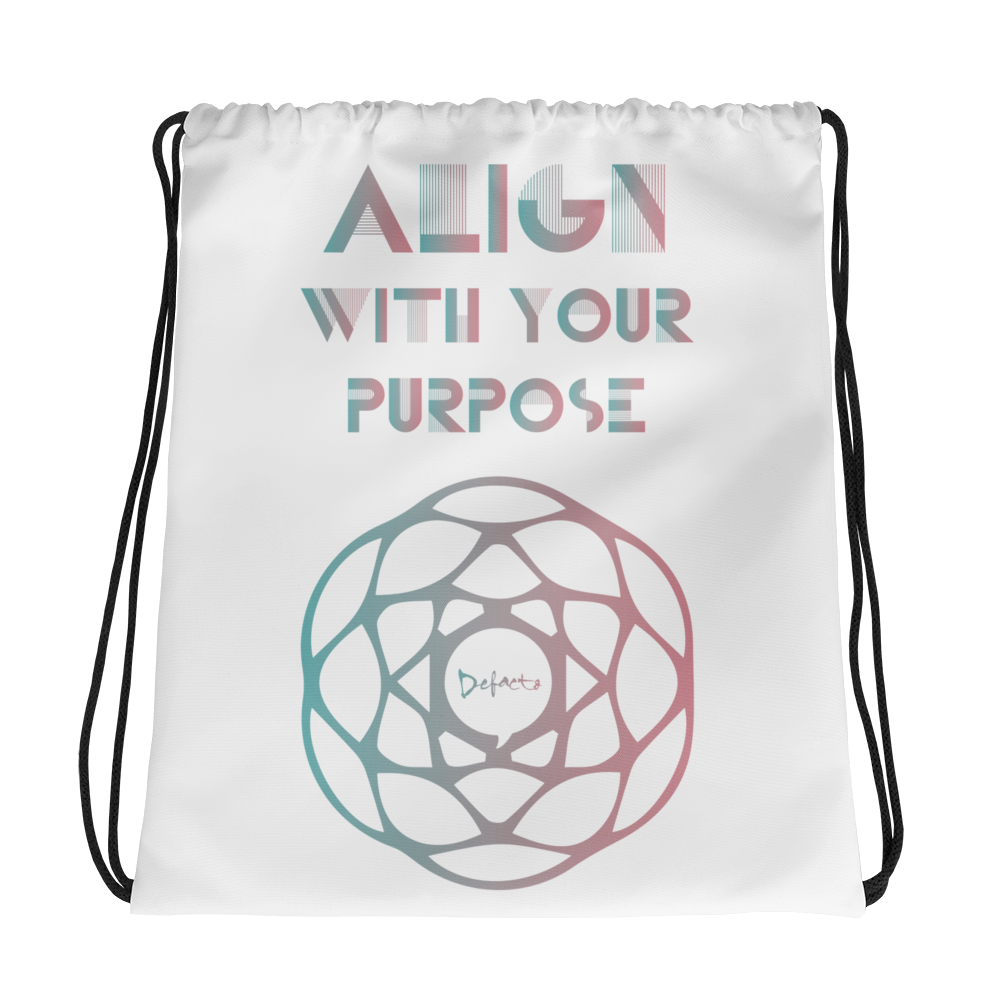 Defacto Dreamcatcher Drawstring bag
