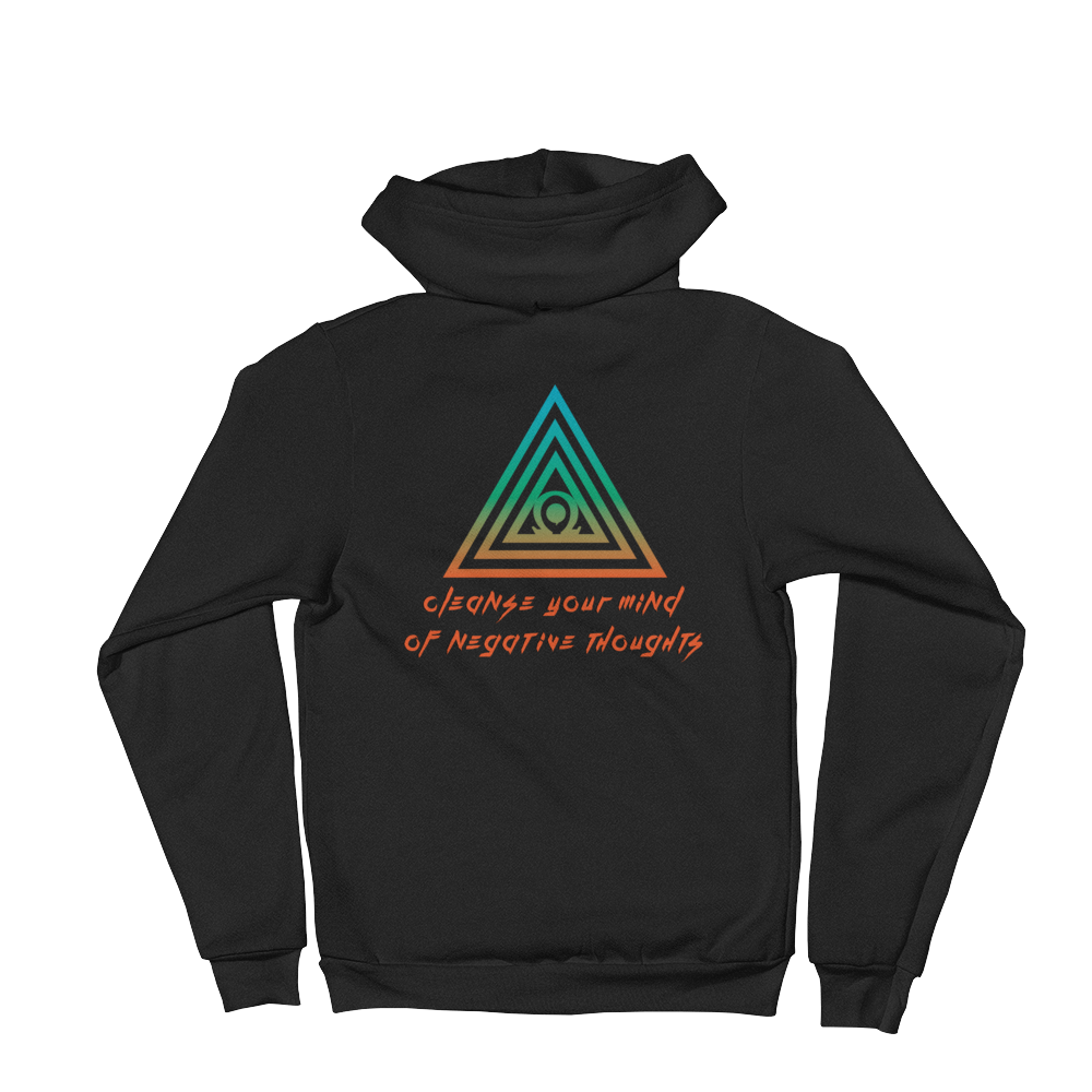 Cleanse Your Mind Of Negative Thoughts Hoodie