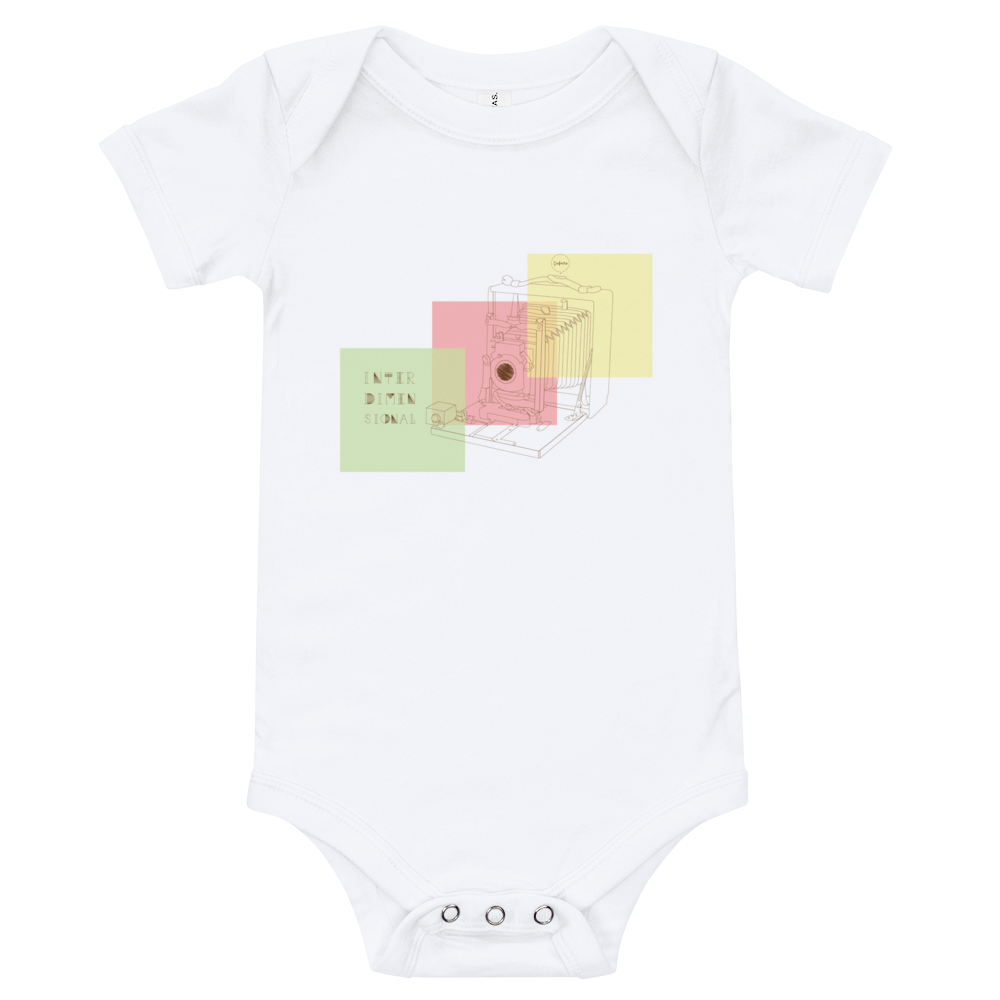 Interdimensional Baby Tee