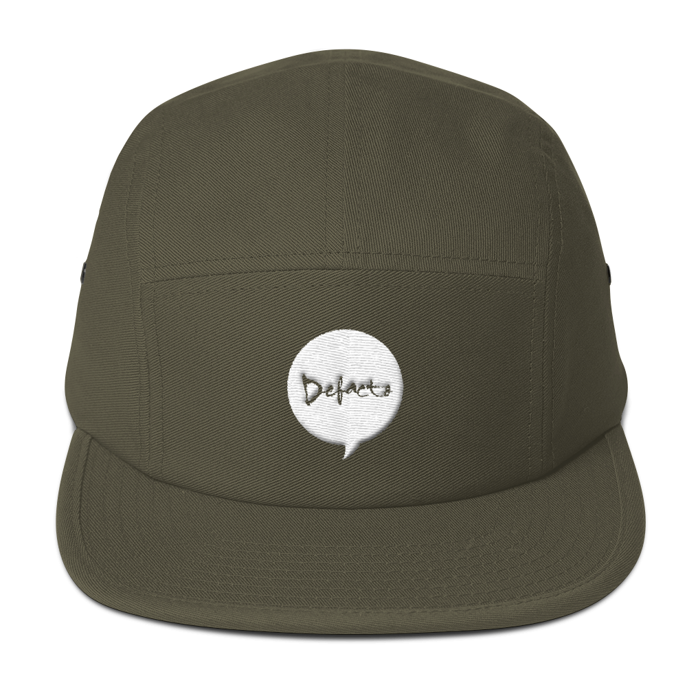 Defacto 5 Panel Cap
