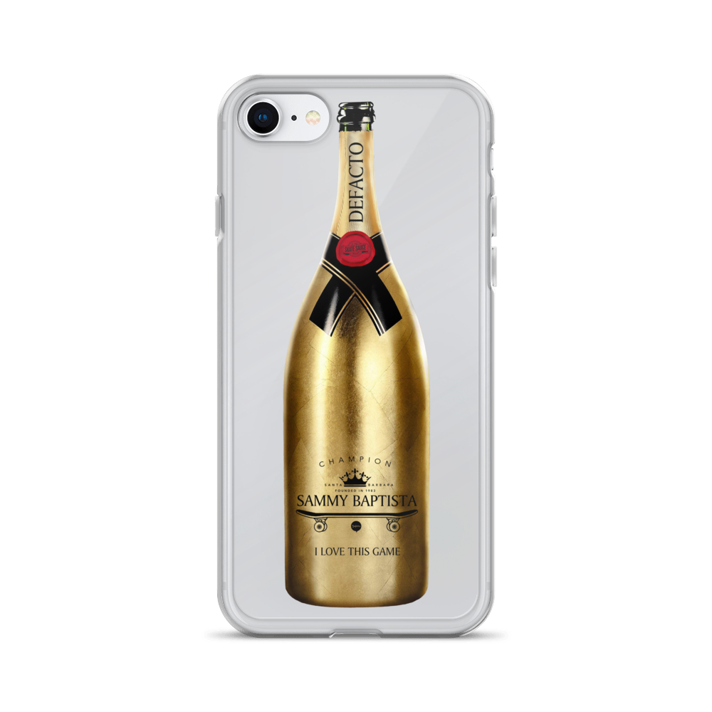 Defacto + Sammy Baptista = I Love This Game iPhone Case