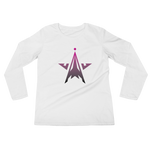 Defacto Abstract Star Ladies' Long Sleeve