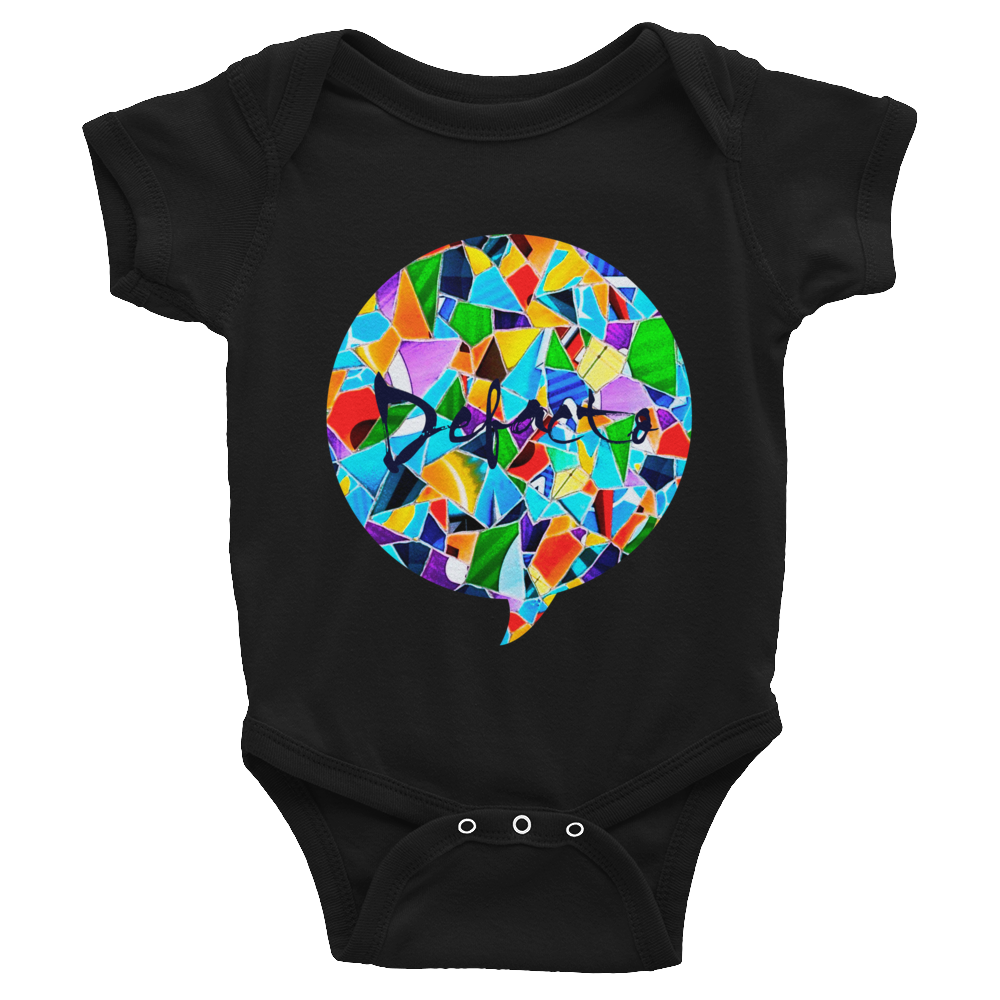 Defacto Mosaic Infant Bodysuit