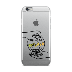 Defacto World iPhone Case