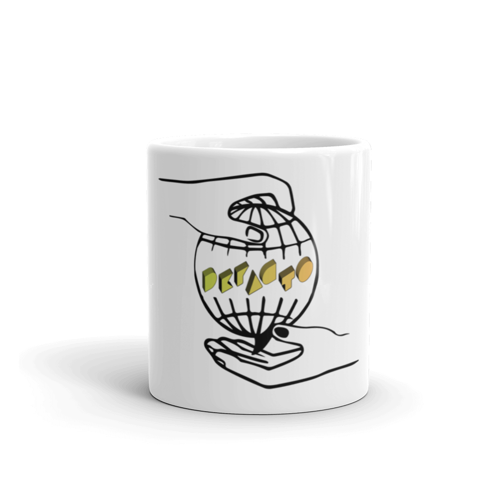 Defacto World Mug