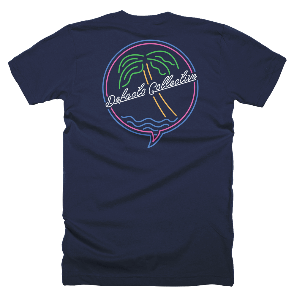 Defacto Collective Neon Tee