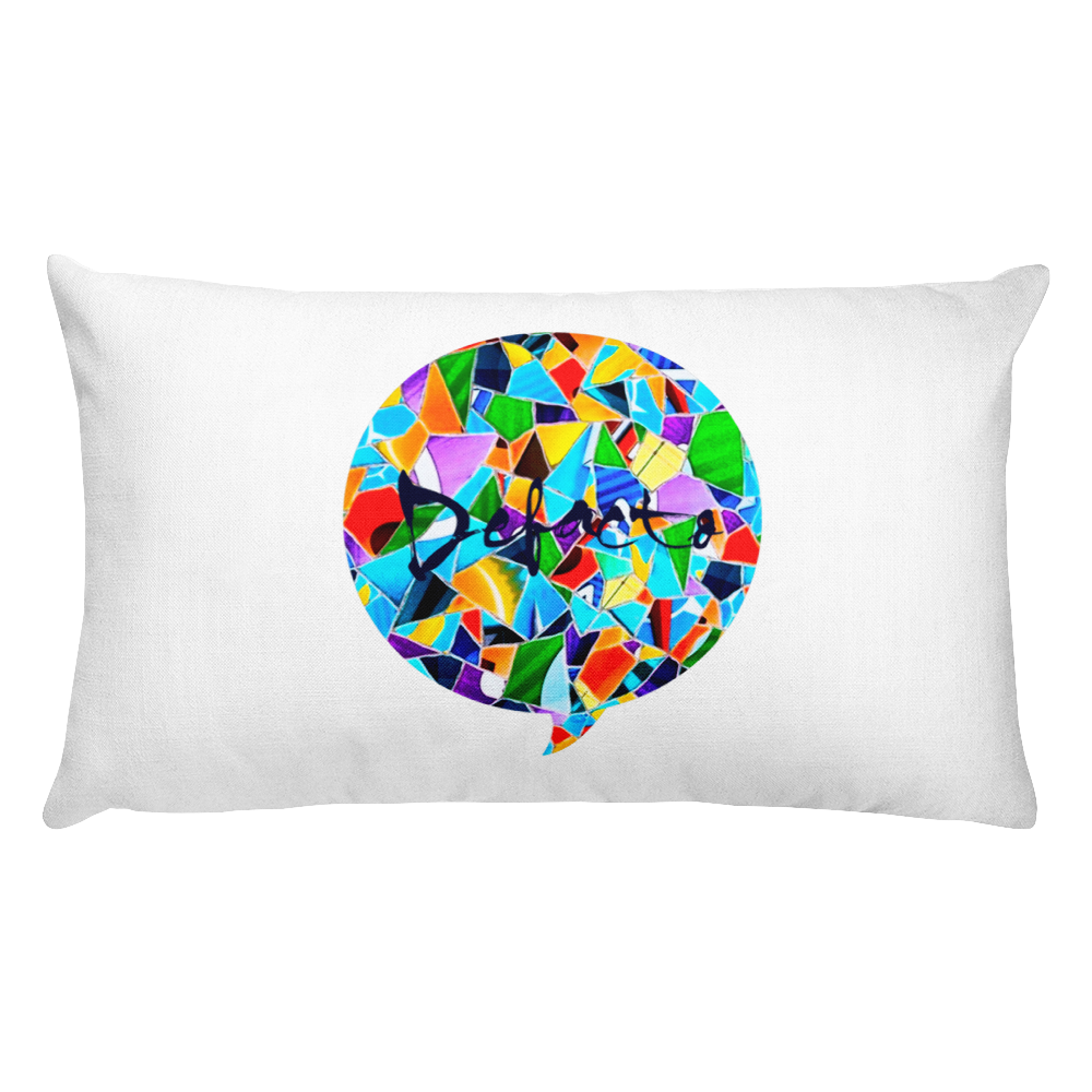 Defacto Mosaic Rectangular Pillow