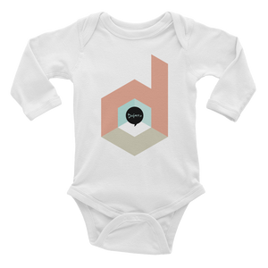 Defacto 3D Infant Long Sleeve Bodysuit
