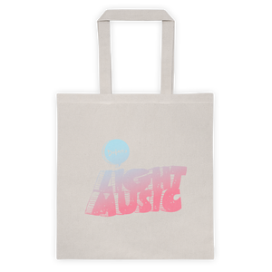 Light Music Tote bag