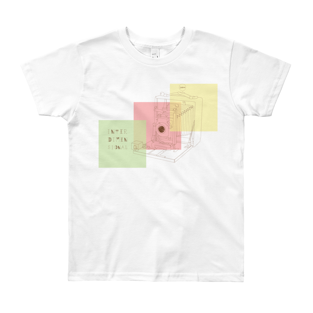 Interdimensional Youth Short Sleeve Tee