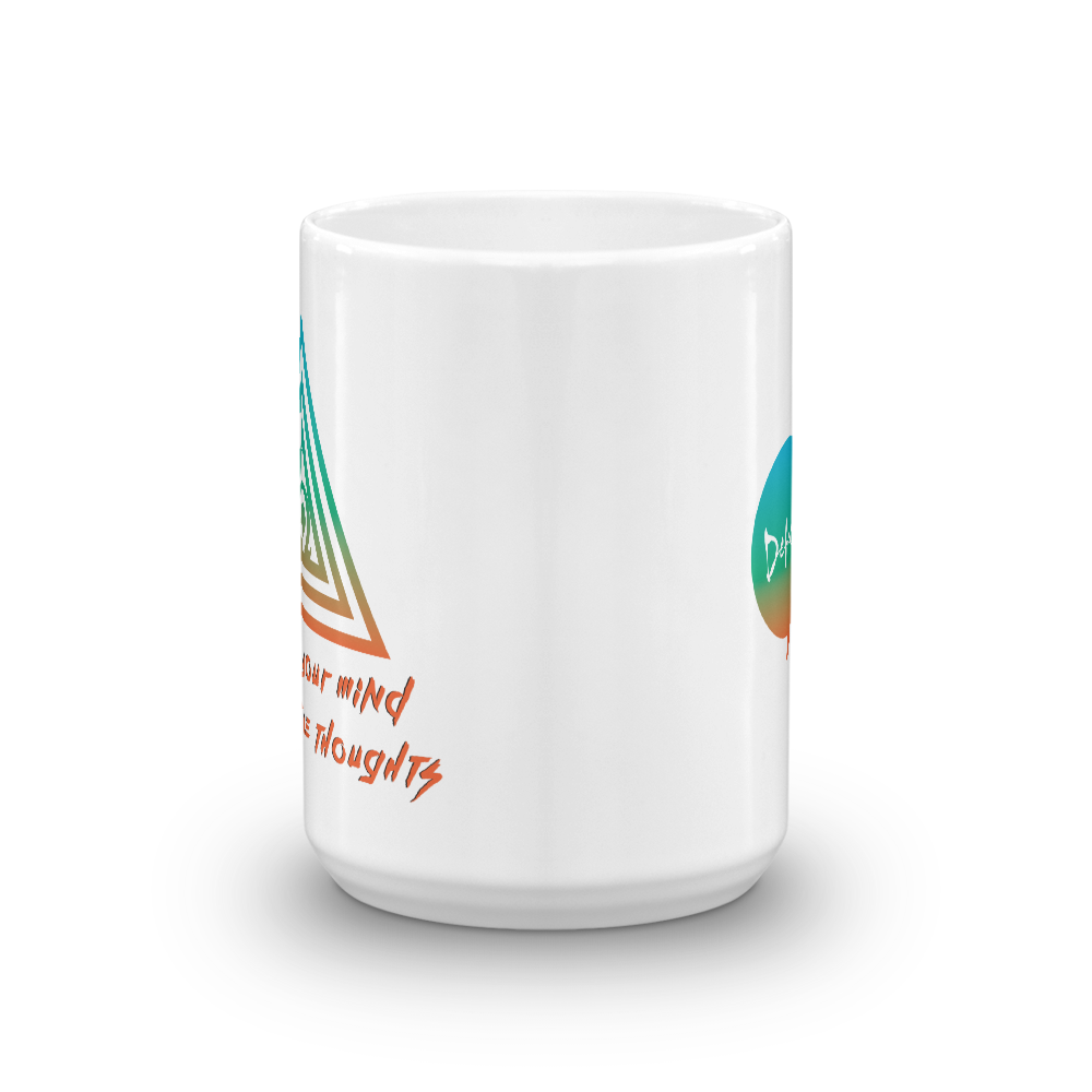 Cleanse Your Mind Of Negative Thoughts Mug