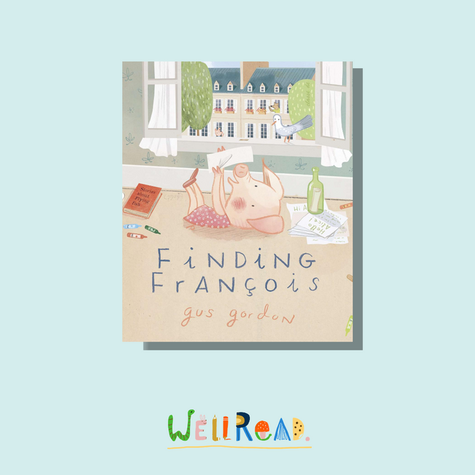 Our August Kids Book: Finding Francois