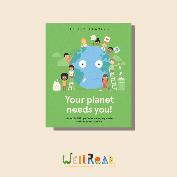 Our July Kids Book: Your Planet Needs You!