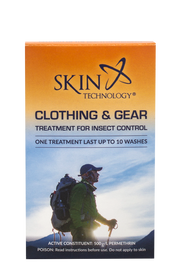 Clothing & Gear Treatment