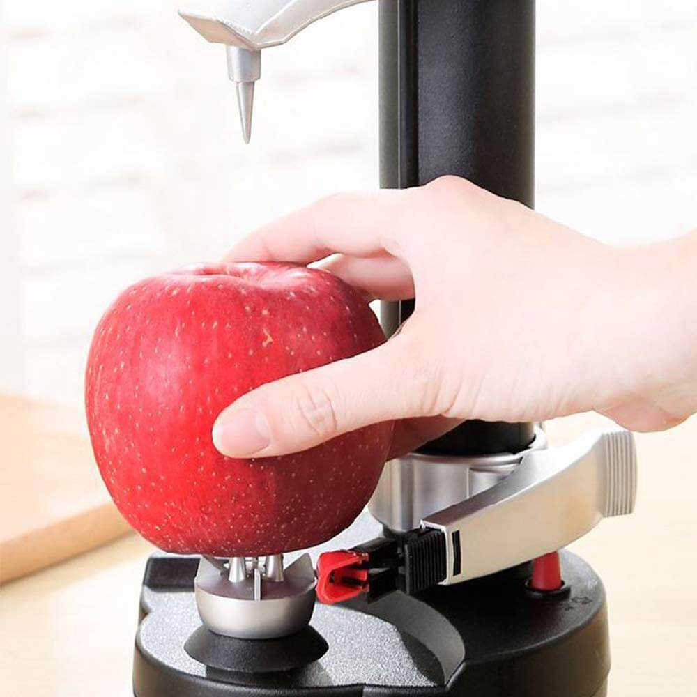 Stainless Steel Electric Fruit Peeler-🎅🔥Christmas Gift Of ❷⓿❶❾