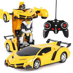 (🔥Last Day Promotion 50% OFF🔥)Best Choice Gift Toy For Kid With Beautiful Gift Pack RC Transformer Car