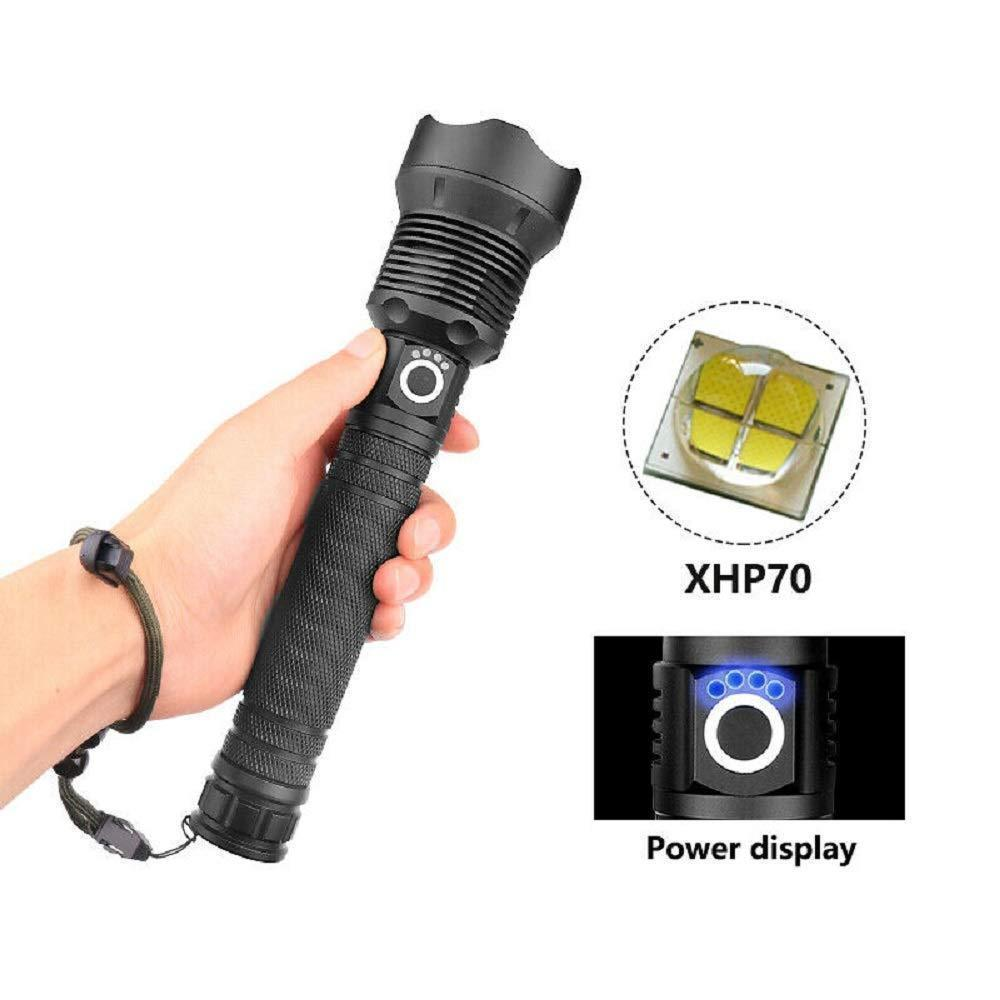 (Last Day Promotion 50% OFF)XHP P50 MOST POWERFUL FLASHLIGHT - Buy 2 Extra 20%OFF