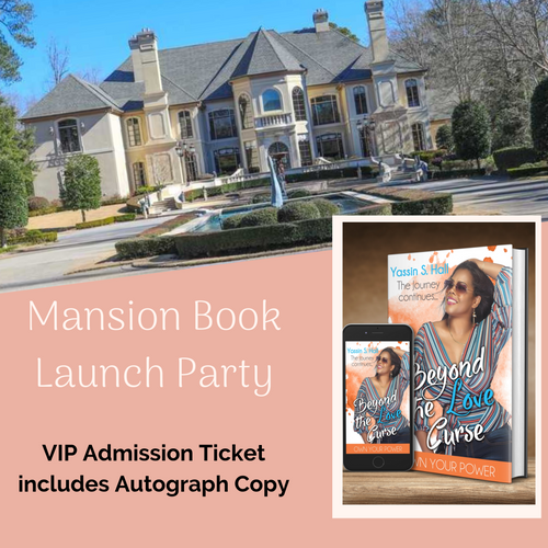 Book Launch Mansion Party