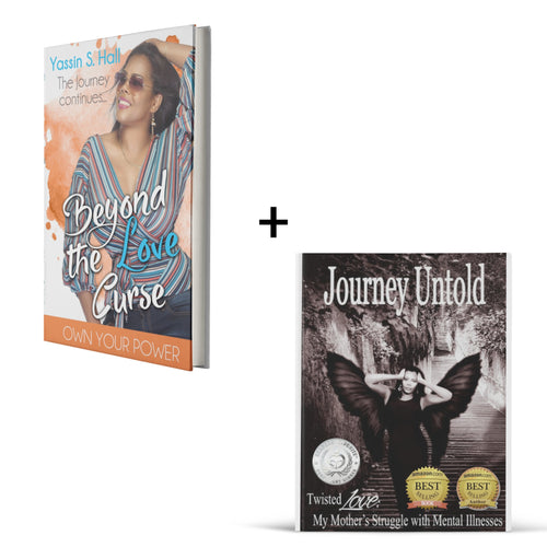 The Journey Untold Series - Twisted Love & Beyond the LOVE Curse
