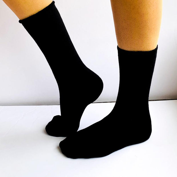 Bamboo Boot Socks Kids (size 3-6)