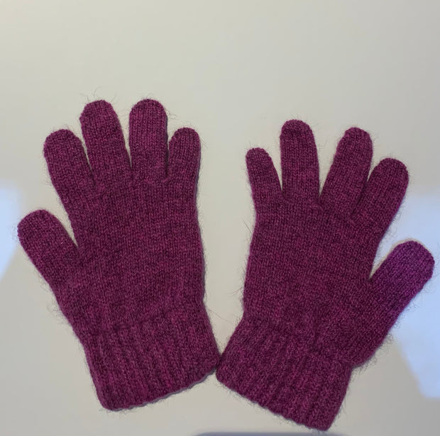 Mini Possum Merino Gloves