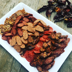 Kiddush Club Special ~~~Charcuterie & Sausage Sampler~~~ by the Wandering Que