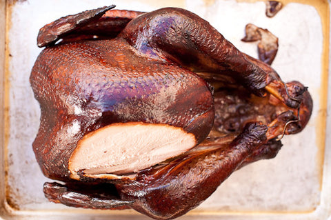 Applewood Smoked Turkey - Glatt Kosher - Our Thanksgiving Specialty