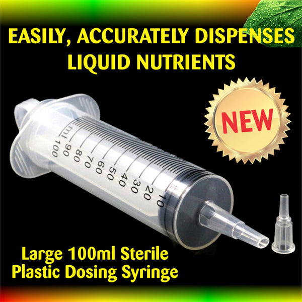 100ml Syringe - Main Image