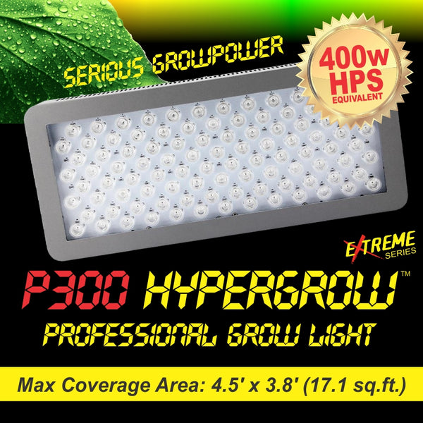 P300 HyperGrow™ Extreme Professional Full Spectrum Grow Light