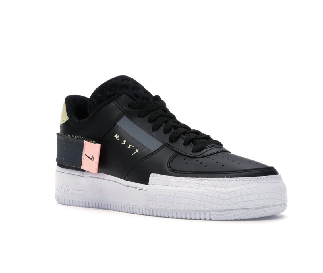 Nike Air Force 1 Type Black