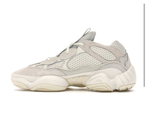 Load image into Gallery viewer, Yeezy 500 Bone White