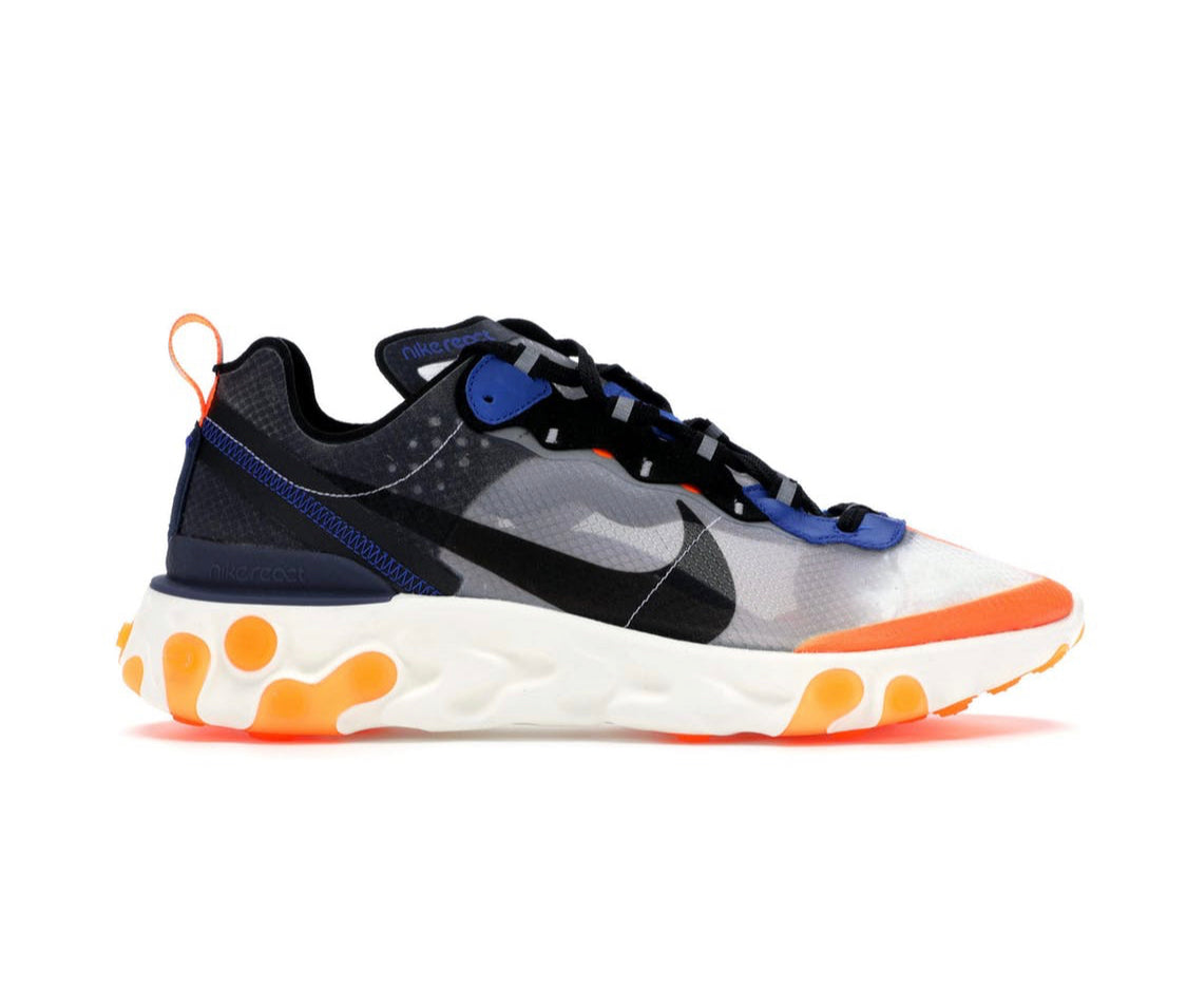 Nike React Element 87 Total Orange