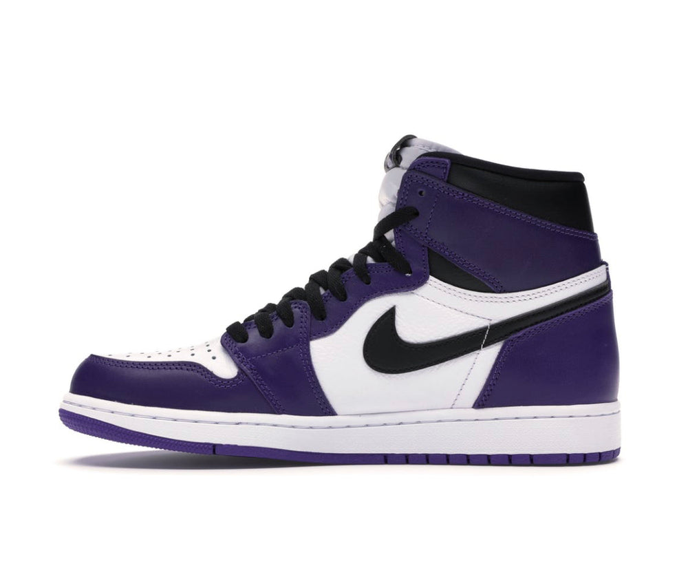 Nike Jordan 1 Court Purple