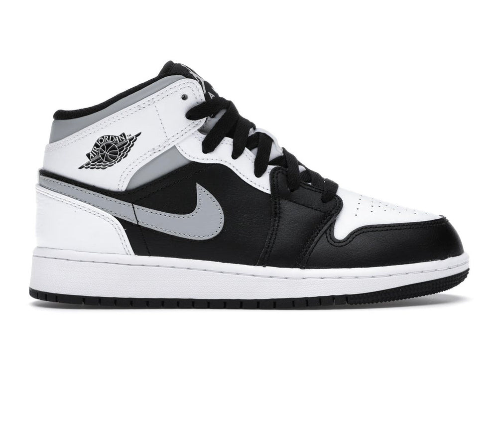Load image into Gallery viewer, Nike Air Jordan 1 Mid White Shadow