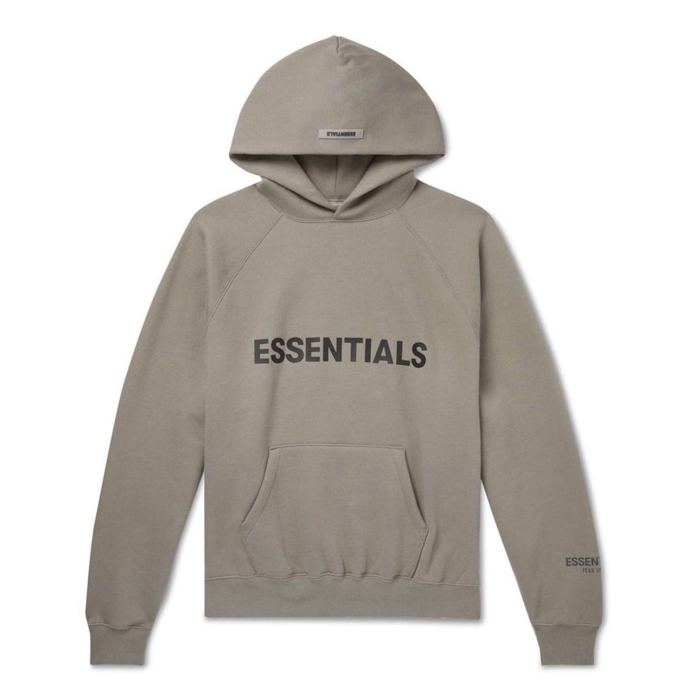 Fear of God Essentials Hoodie Charcoal
