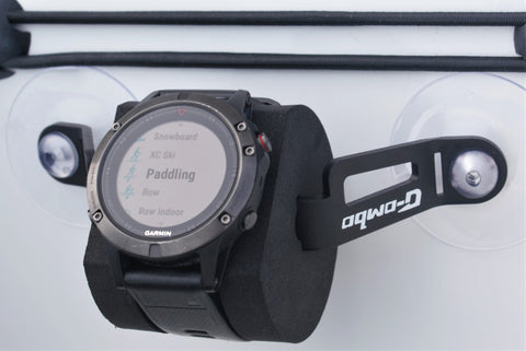 GPS Watch Holder by Aqua D - Elite Paddle Gear