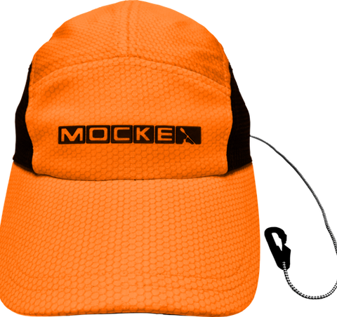Mocke Fly Dry Cap Hi Vis Orange - Elite Paddle Gear