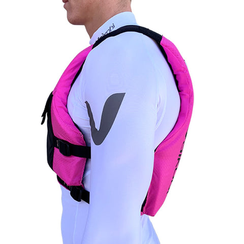 VXP Race PFD - Pink/Black - Elite Paddle Gear
