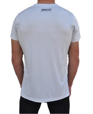 New Vaikobi- V OCEAN S/S UV PERFORMANCE TOP- LIGHT GREY - Elite Paddle Gear